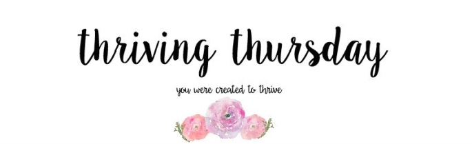 thriving thursday header